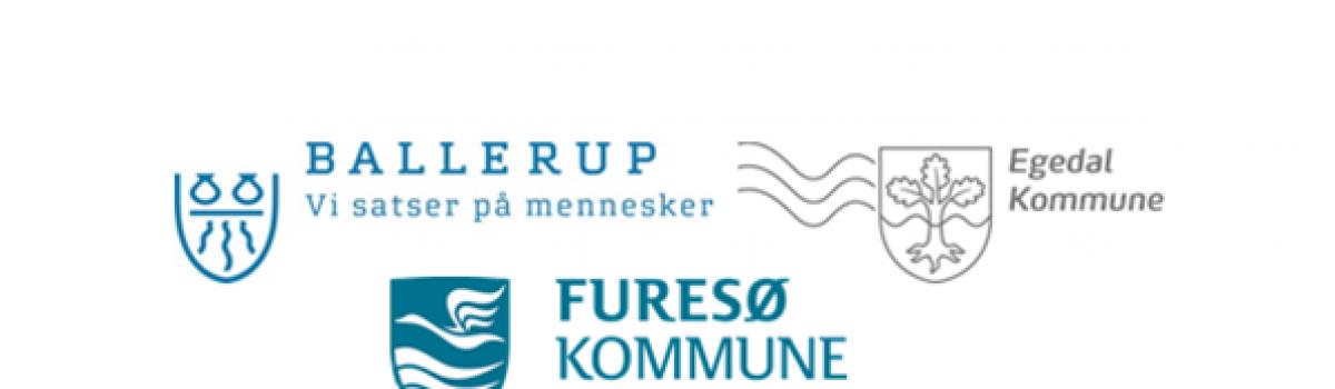 Ballerup, Egedal og Furesø Kommuner indgår rammeaftale